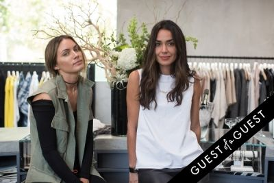 vanessa bellafiore in Joy Bryant Launches Basic Terrain at CURVE
