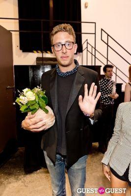 alan eckstein in International Woolmark Prize Awards 2013