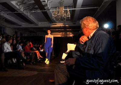 alan johnson in Underground Fashion Show