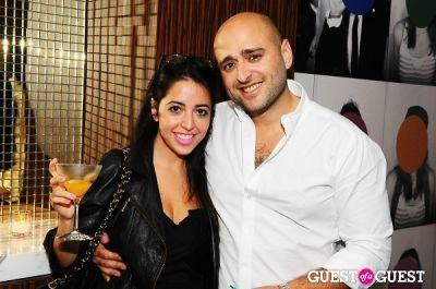 gelareh mizrahi in CO-OP's Alan Philips Hosts Birthday Bash