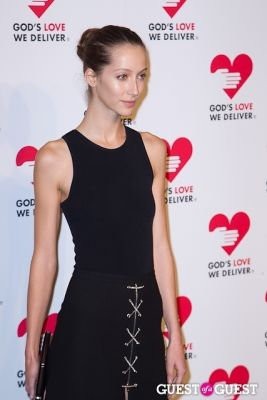 alana zimmer in God's Love We Deliver 2013 Golden Heart Awards