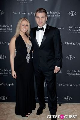 tom murro in The School of American Ballet Winter Ball: A Night in the Far East