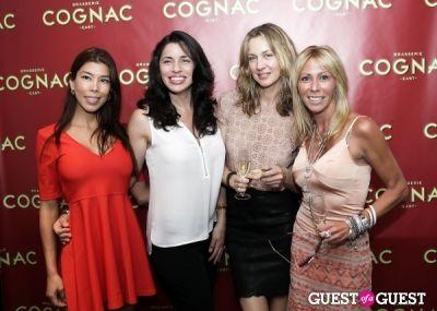 alba demichael in Brasserie Cognac East Opening