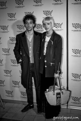 agyness deyn in Cool Versus Cruel Ceremony