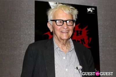 albert maysles in NY Premiere of 'South of the Border'