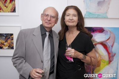 graciella liberman in Blaise & Co. Contemporary Art Opening