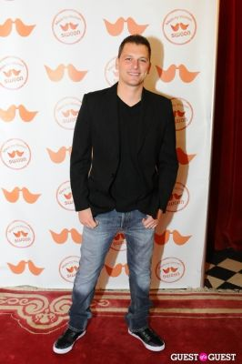 albie manzo in The SWOON App NYC ReLaunch Event