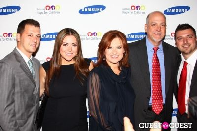 albert manzo in Samsung 11th Annual Hope for Children Gala