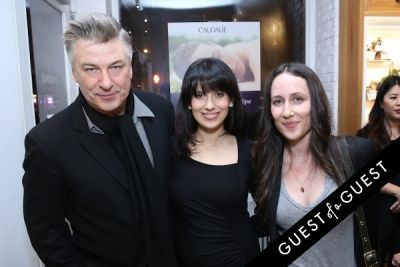 violet gaynor in Caudalie Premier Cru Evening with EyeSwoon