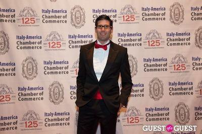 alejandro gagliessi in Italy America CC 125th Anniversary Gala
