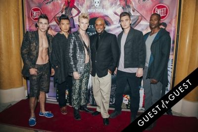 andre shumante in Mister Triple X Presents Bunny Land Los Angeles Trunk Show & Fashion Party With Friends
