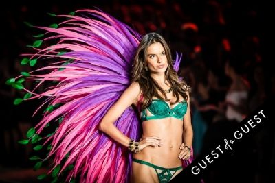 alessandra ambrosio in Victoria's Secret Fashion Show 2015
