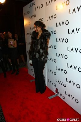 alessandra ambrosio in Grand Opening of Lavo NYC