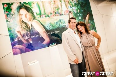 sami dussin in ALESSANDRA AMBROSIO Loves Melissa Launch at Galeria Melissa