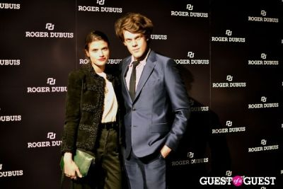 alessandra codinha in Roger Dubuis Launches La Monégasque Collection - Monaco Gambling Night