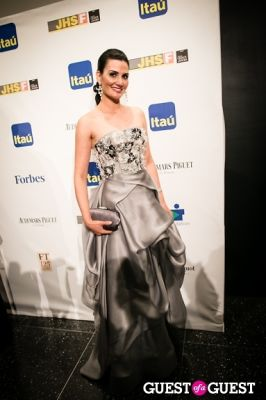 alessandra emanuel in Brazil Foundation Gala at MoMa