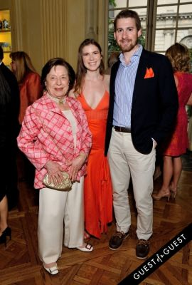 alessandra novak in Frick Collection Flaming June 2015 Spring Garden Party