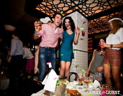 alessandro acquista in Lavo Bikini Brunch