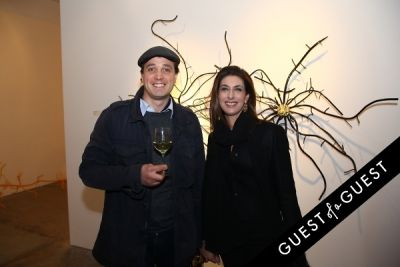 alessandro berni in Dalya Luttwak and Daniele Basso Gallery Opening