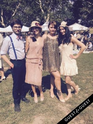 stephanie villari in The 10th Annual Jazz Age Lawn Party