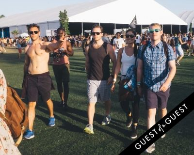 andrea iloulian in Coachella 2015 Weekend 1
