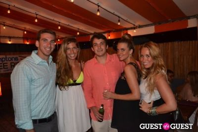 alex esposito in Hamptons Free Ride Launch Party