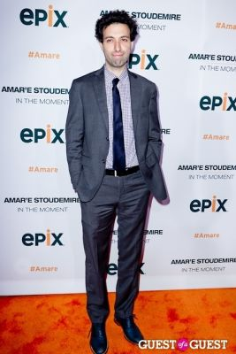 alex karpovsky in Amar'e Stoudemire In The Moment Premiere