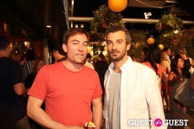alex lasky in GofG Launch Party at the Cabanas/Maritime Hotel