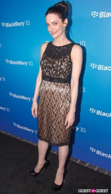 alex lombard in BlackBerry Z10 Launch