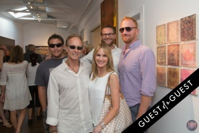 alex pellegrini in Gallery Valentine, Mas Creative And Beach Magazine Present The Art Southampton Preview