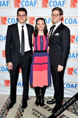 alex teicher in COAF 12th Annual Holiday Gala