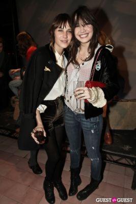 alexa chung in Alexa Chung for Madewell Party