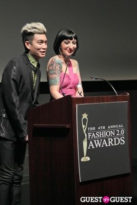 alexander liang in The 4th Annual Fashion 2.0 Awards