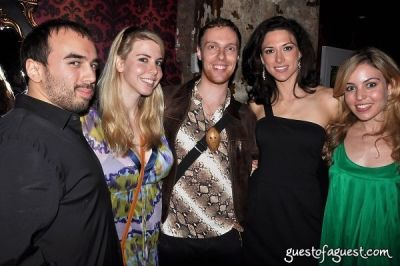 shelli arbusman in Wrap Party for Trophy Kids