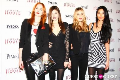danielly silva in Silent House NY Premiere