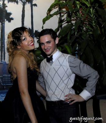 alexandra alexis in Guest of a Guest Holiday Bash - bungalow 8
