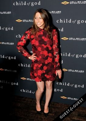 alexandra fairweather in Child of God Premiere