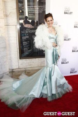 alexandra lebenthal in New York City Ballet Spring Gala 2011