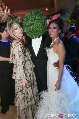 alexandra lind-rose in Save Venice Enchanted Garden Ball