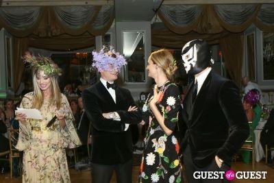 derek blasberg in Save Venice Enchanted Garden Ball
