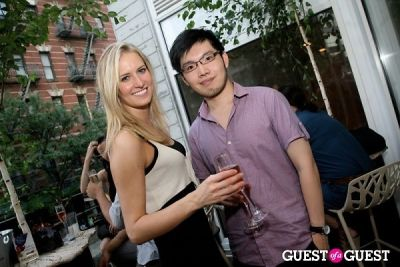david hsu in Bubbly Hour NYC