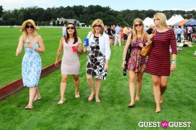alexandra segalas in The 27th Annual Harriman Cup Polo Match