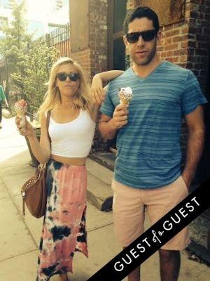 ryan crasper in Summer 2014 NYC Street Style