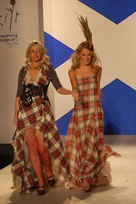 alexandra vickers in Dressed To Kilt