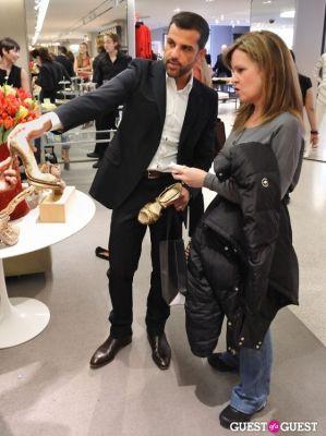 alexandre birman in Alexandre Birman PA at Bergdorf Goodman