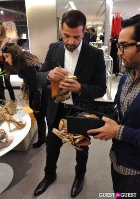 daniel urzedo in Alexandre Birman PA at Bergdorf Goodman