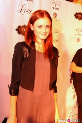 alexis bledel in NY Premiere of I AM LOVE