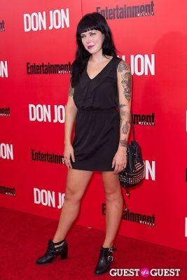 alexis krauss in Don Jon Premiere