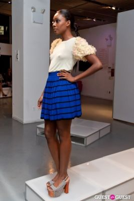 alexis lilly in SS12 Fashion Presentations of YOON & Gabriela Moya