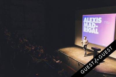 alexis madrigal in Real Future of Romance Hosted by Fusion Editor-In-Chief Alexis Madrigal